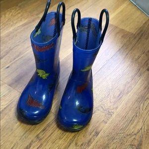 Other - Dinosaur Rain Boots